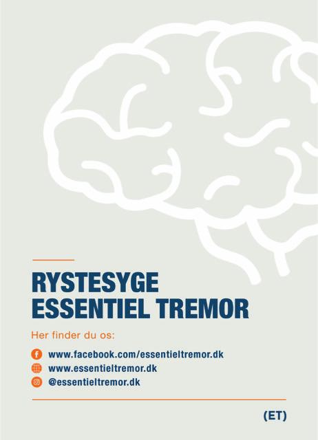 rystesyge essentiel tremor forening