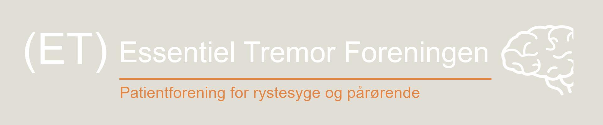 Essentiel Tremor Foreningen Banner